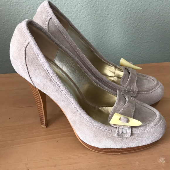 Charles David Shoes - Charles David Suede, worn twice
